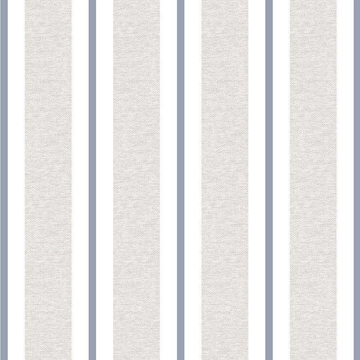 Papel de Parede Bobinex Coleção Renascer Listra Clássica Azul L01 6264 - Lyam Decor