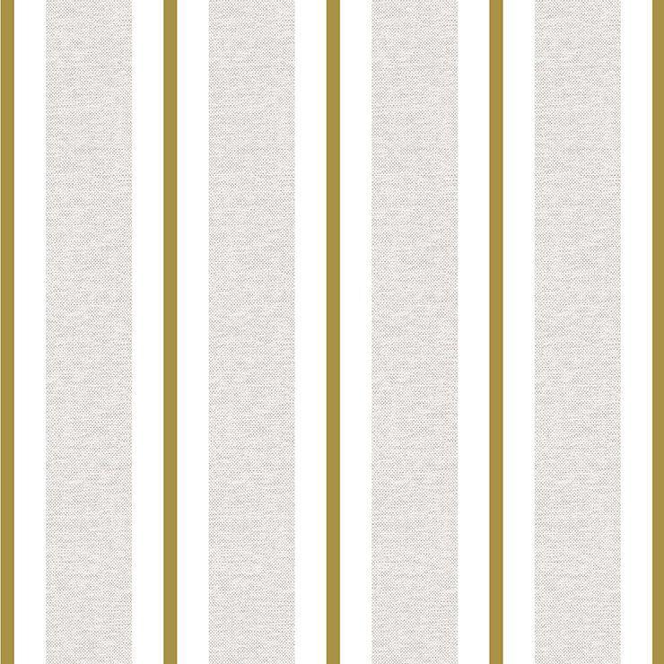 Papel de Parede Bobinex Coleção Renascer Listra Clássica Dourada L01 6268 - Lyam Decor