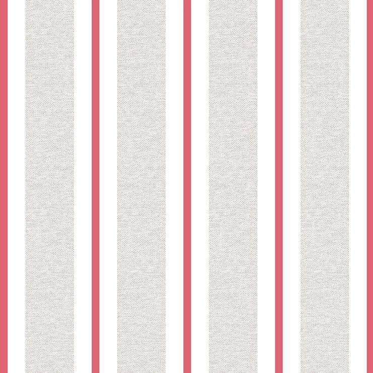 Papel de Parede Bobinex Coleção Renascer Listra Clássica Vermelho L01 6266 - Lyam Decor