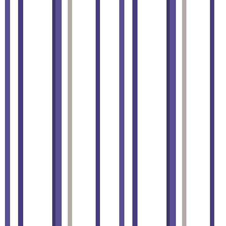 Papel de Parede Bobinex Coleção Renascer Listra Soft Marinho L01 6245 - Lyam Decor