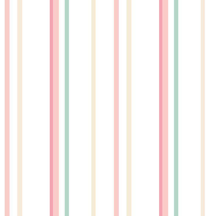 Papel de Parede Bobinex Coleção Renascer Listra Soft Patch Love L01 6222 - Lyam Decor