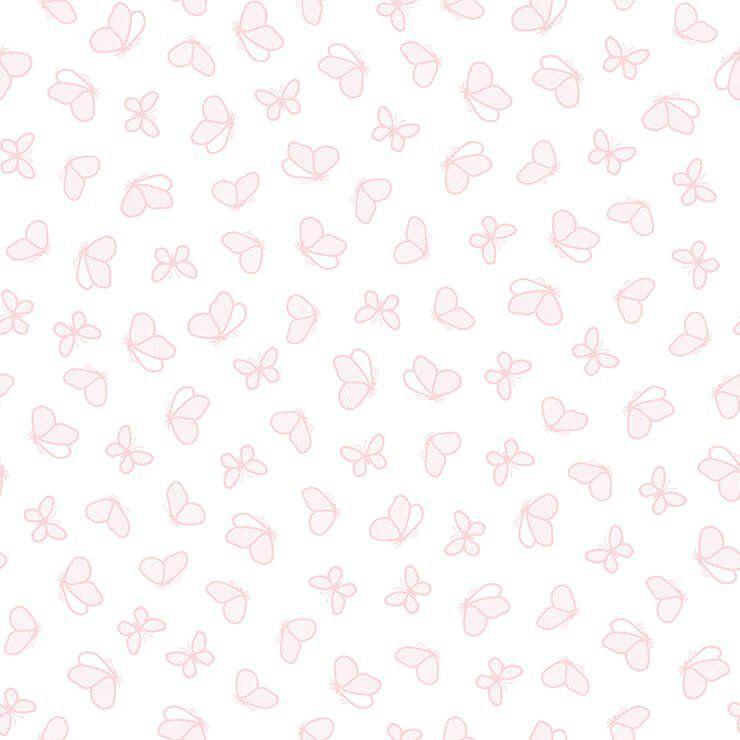 Papel de Parede Bobinex Coleção Renascer Revoada Rosa L01 6217 - Lyam Decor