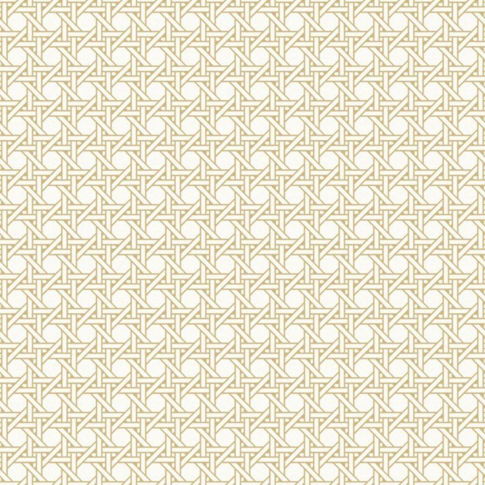 Papel De Parede Coleção Infantário Bege Linhas L01 1740 Bobinex