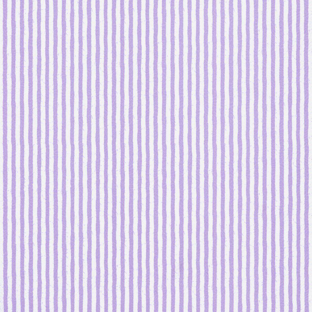 Papel De Parede Figuras Lilás Branco Listrado L01 8071 Bobinex
