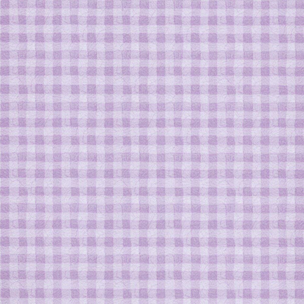 Papel De Parede Figuras Lilás Quadriculado L01 8067 Bobinex