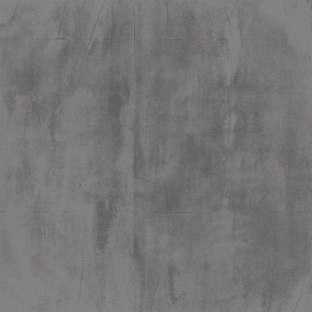 Papel de Parede Natural Cinza Liso L01 1436 Bobinex
