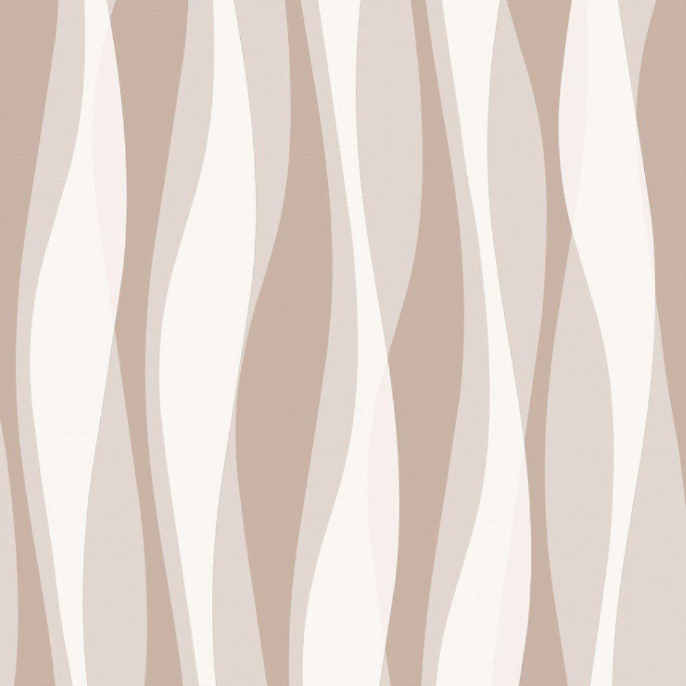 Papel de Parede Relevos 3D Marrom L01 3427 Bobinex