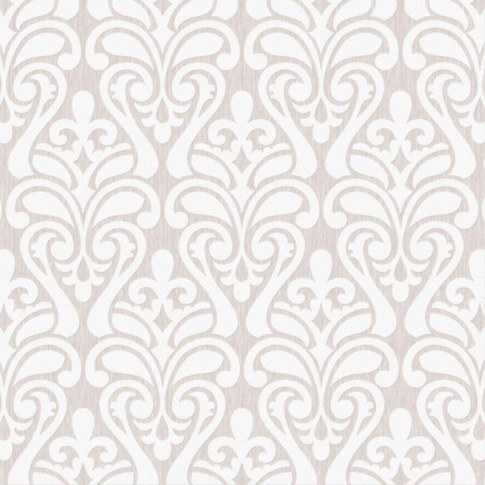 Papel de Parede Relevos Arabesco Cinza L01 3433 Bobinex