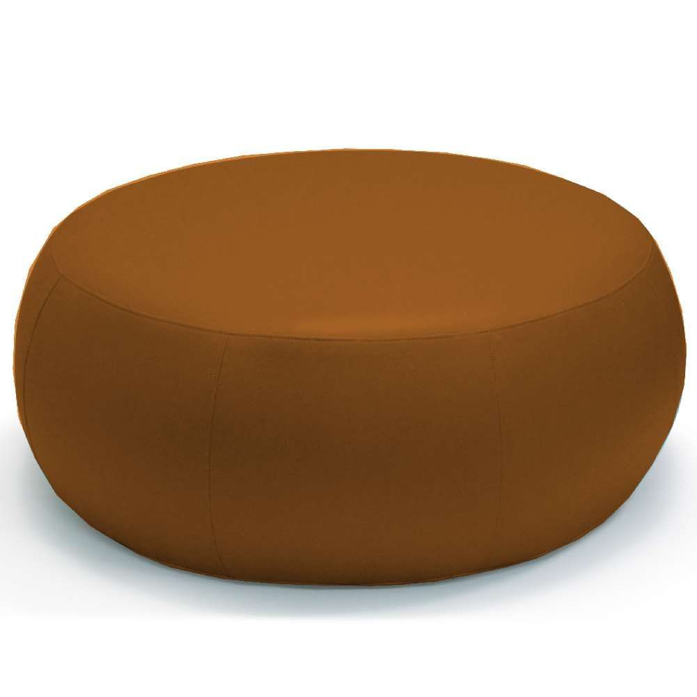 Puff Banqueta Decorativa Para Sala de Estar Golf D02 1,05 Corano Camel C-02 - Lyam Decor