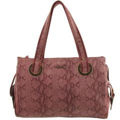 Bolsa Grande com Divisórias Rosa