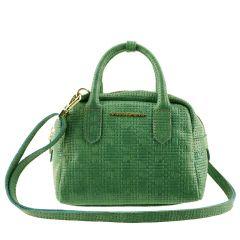 Mini Bag de Mão Verde