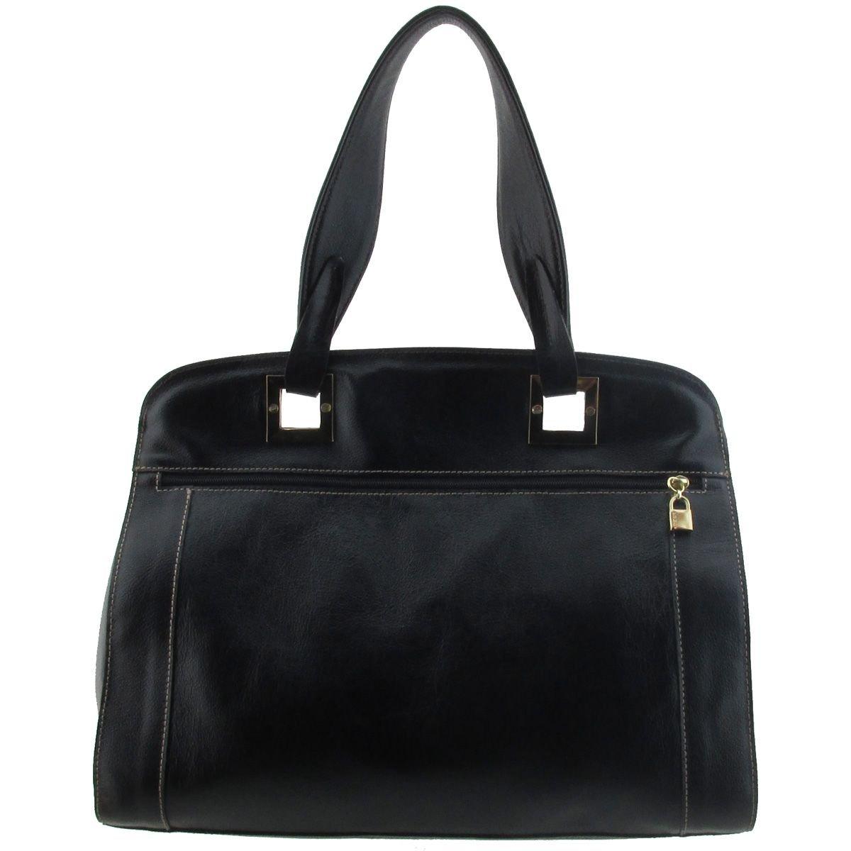 Bolsa com Alça Única Black
