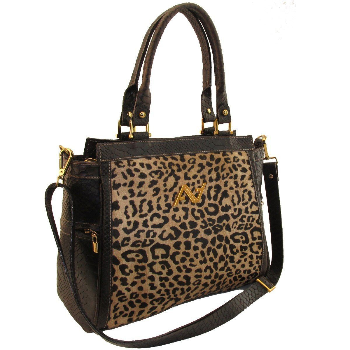 Bolsa Feminina ARZON Animal Print