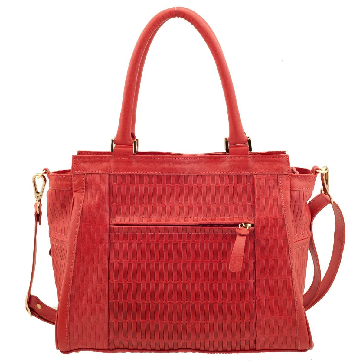 Bolsa Feminina ARZON Vermelha