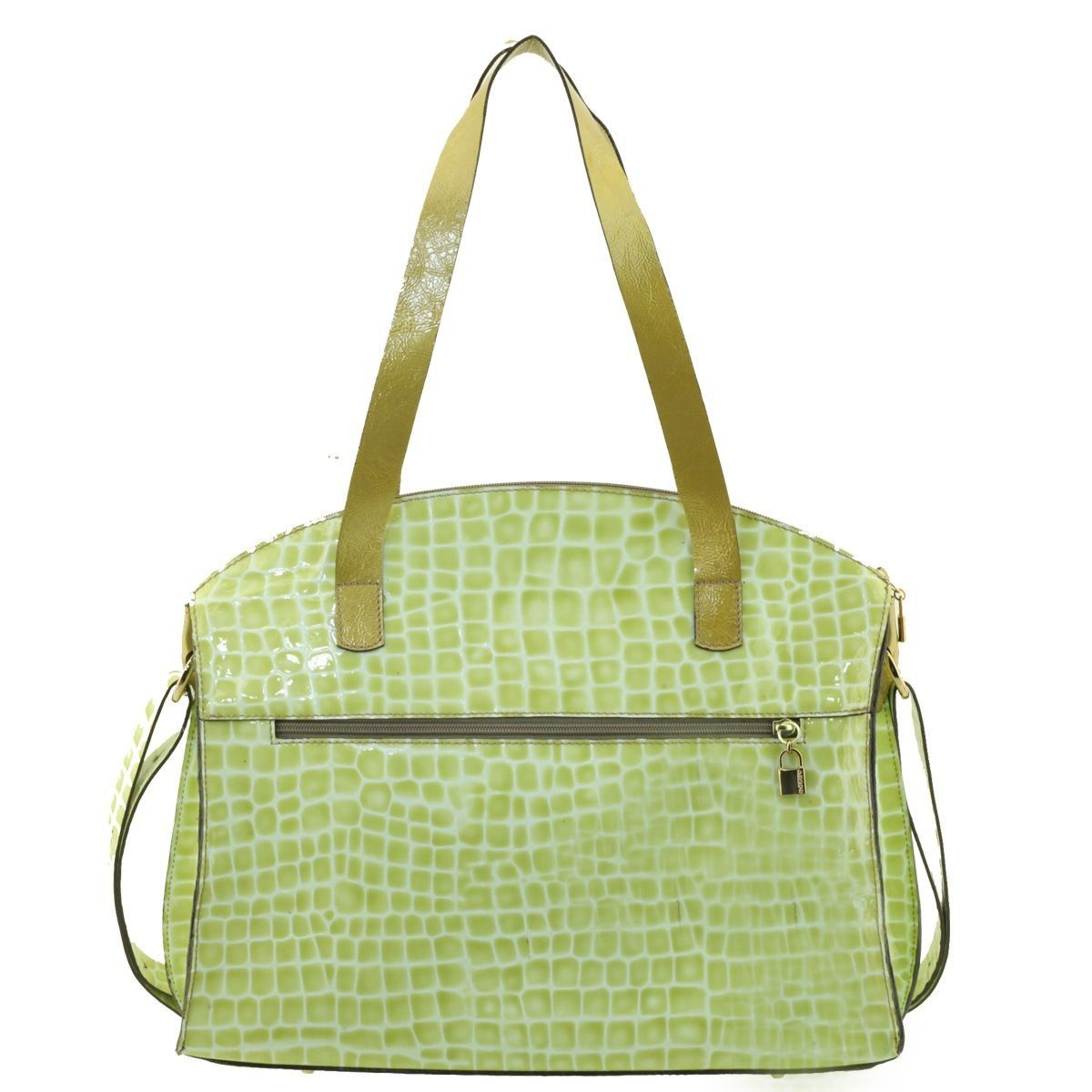 Bolsa Feminina Grande Verde Claro
