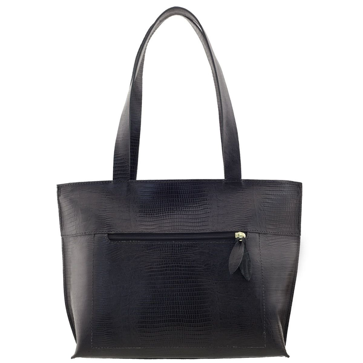 Bolsa Feminina de Couro Black