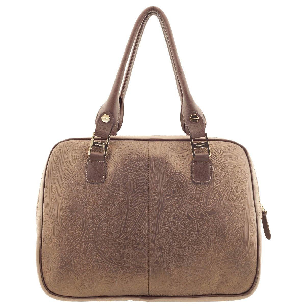 Bolsa Pasta de Notebook Bronze