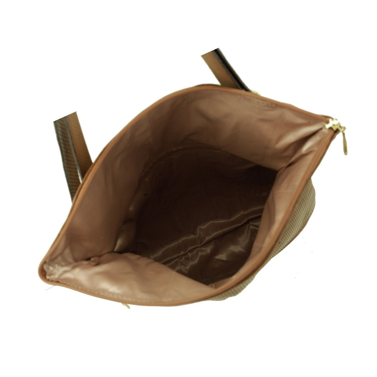 Bolsa Tiracolo ARZON Feminina Chocolate
