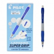 Lapiseira Super Grip 0.7 mm - Pilot CX 12 UN