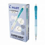 Lapiseira Super Grip Neon 0.7 mm - Pilot CX 12 UN