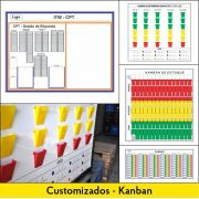 Quadros Kanban - Customizados
