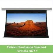 Tela Elétrica Tensionada Standard no Formato HDTV 16:9 - Clace 1 UN