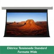 Tela Elétrica Tensionada Standard no Formato Wide 16:10 - Clace 1 UN