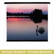 Tela Persiana Standard no Formato Quadrado - Clace 1 UN