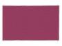 Quadro de Avisos em Feltro Cereja - Clace 1 UN
