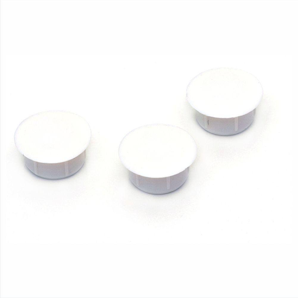 Botão Magnético (Imã) - SuperNeo Branco - Clace PT 10 UN