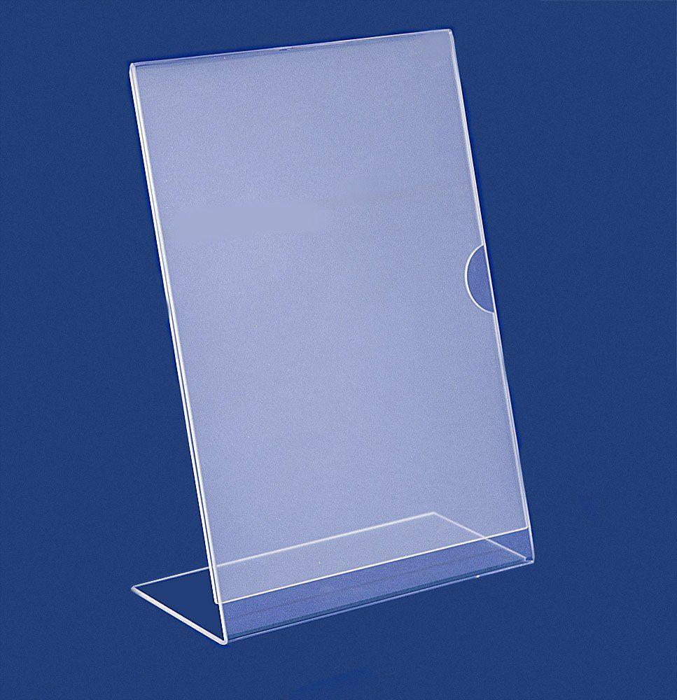 Display de Balcão em Acrílico A4 Vertical - Clace 1 UN