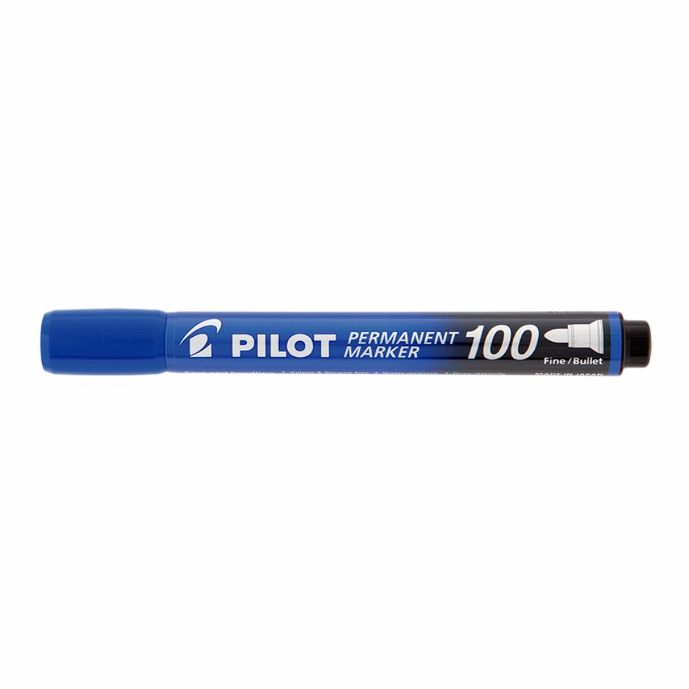 Marcador Permanente SCA 100 - Ponta Redonda 4.5mm - Pilot 1 UN