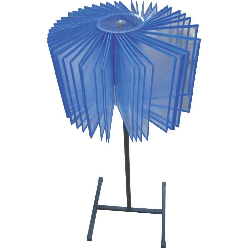 Pedestal Giratório para 30 Pastas Plásticas A4 - Clace 1 UN