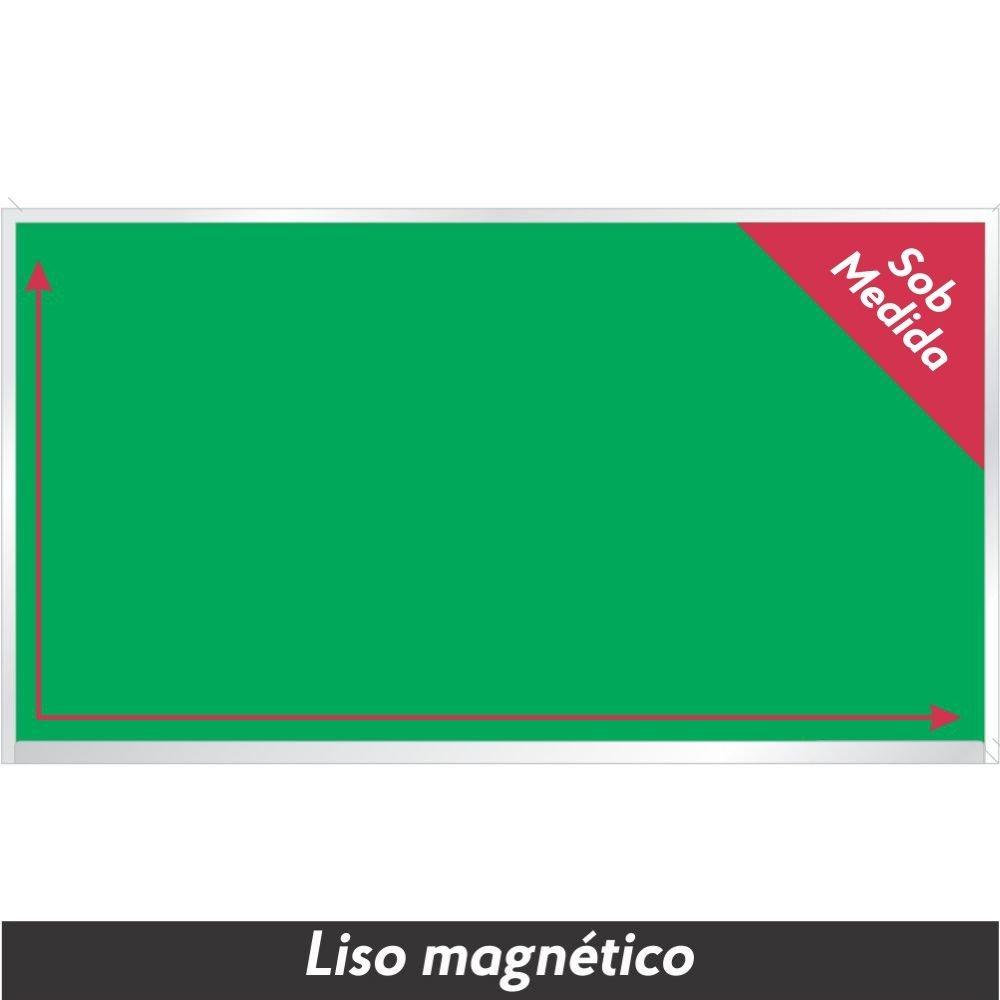 Quadro Verde Magnético Sob Medida - Clace