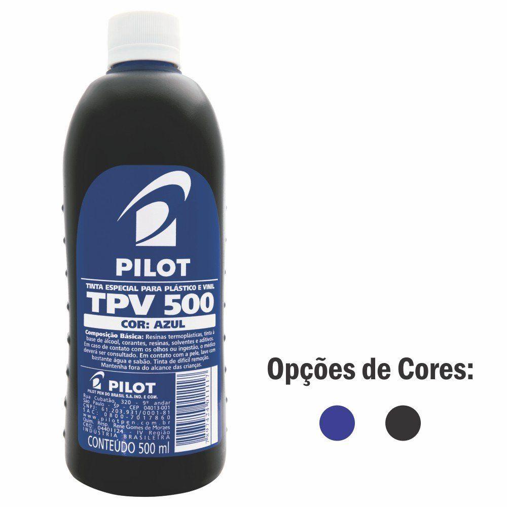 Tinta para Plástico e Vinil TPV 500 - Pilot 1 FR