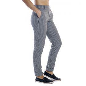 Calça alfaiataria social feminina roupa Loba Lupo