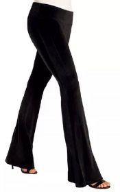 Calça feminina flare de veludo Loba Lupo -
