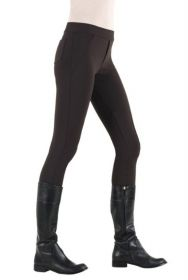 Calça feminina legging polo montaria Loba Lupo .