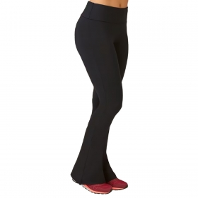 Calça feminina flare fitness Selene