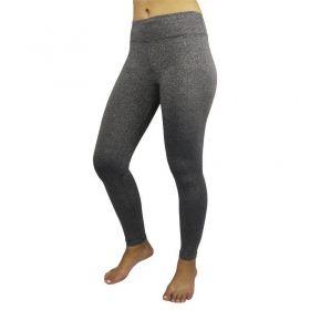 Calça Legging Fitness Mescla Feminina Primeira Hora