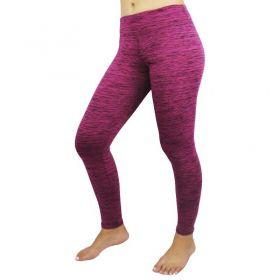 Calça Legging Rajada Fitness Feminina Primeira Hora-