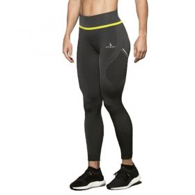 Calça Legging Shine Run Fitness Lupo Sport Ref 71707