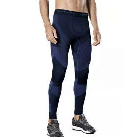 Calça masculina com compressão para corrida e atividades físicas Lupo -