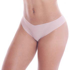 Calcinha Feminina De Microfibra Modelo Tanga Sem Costura Trifil  -