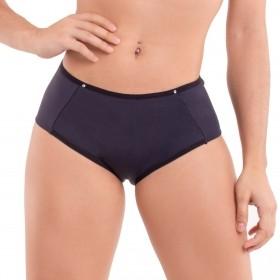 Calcinha modelo tanga cintura alta KIT com 3 Diva Donna .