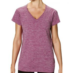 Camiseta Feminina Lupo Sport Comfortable Mescla .