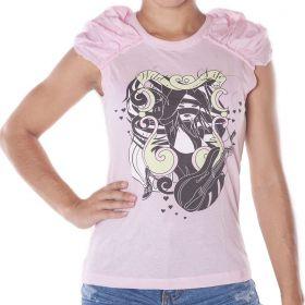 Camiseta feminina wild life Thais Gusmão -