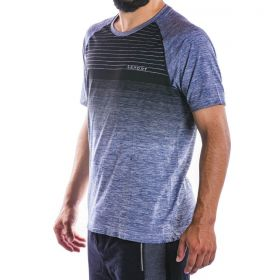 Camiseta Listras Lupo Sport Masculina