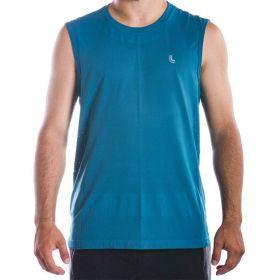 Camiseta Regata Masculina Fitness Lupo Sport Run Free