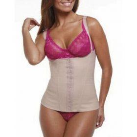 Cinta modeladora emborrachada feminina body corselet Esbelt